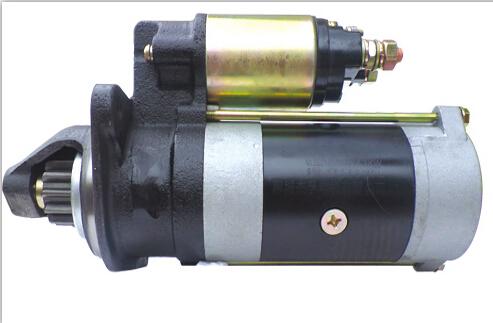 eq1090起动机系电路图